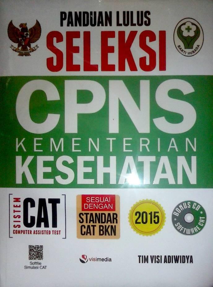 Jual BUKU PANDUAN SELEKSI CPNS KESEHATAN 2015 - Kota Semarang - ALVAMEDIA    Tokopedia
