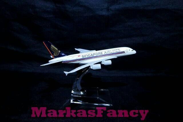 harga Miniatur pesawat singapore Tokopedia.com