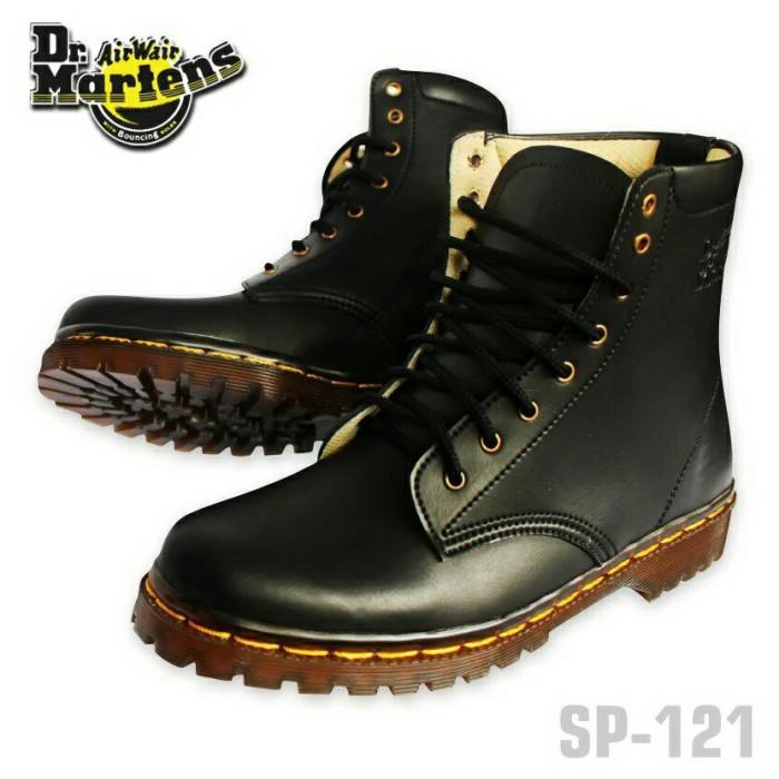 Jual sepatu boot docmart wanita Dr martens hitam - lion shoes ... 093954ab8f