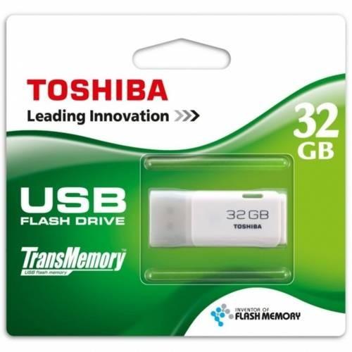 FLASHDISK USB TOSHIBA HAYABUSA 32GB ORIGINAL