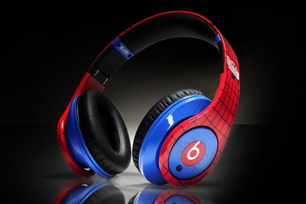 harga Beats studio spiderman by dr. dre over ear headphones oem Tokopedia.com