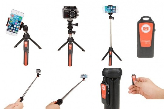 harga Tongsis gopro / tripod for hp / kamera pocket Tokopedia.com