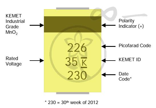 Jual Tantalum Capacitor 0 1uf 50V Case A Kemet TA491A104K050T - Kota  Tangerang - Digital Madness | Tokopedia