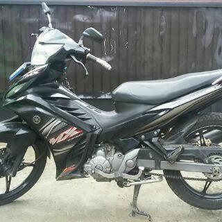 Motor Yamaha Jupiter MX New 2012 (second)