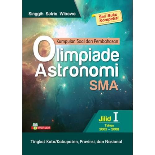 harga Kumpulan soal dan pembahasan olimpiade astronomi sma jilid 1 Tokopedia.com