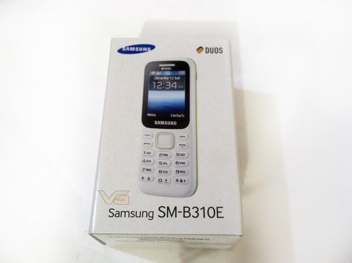 harga Samsung b310 pion b310e dual sim gsm, mp2 player Tokopedia.com