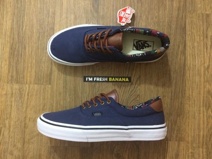 Jual Sepatu Vans Era 59 California Navy Blue Ifc Premium - Fresh ... 877316bfa