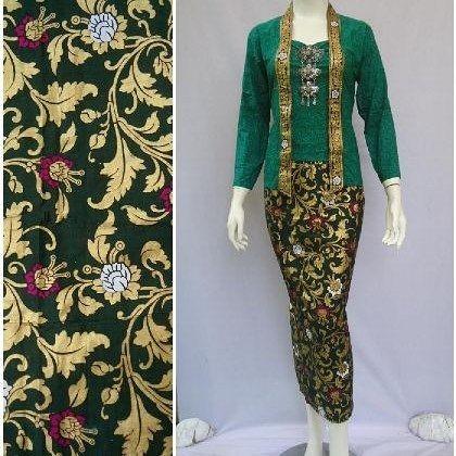 85 Contoh Baju Batik Setelan Terbaru Terbaru