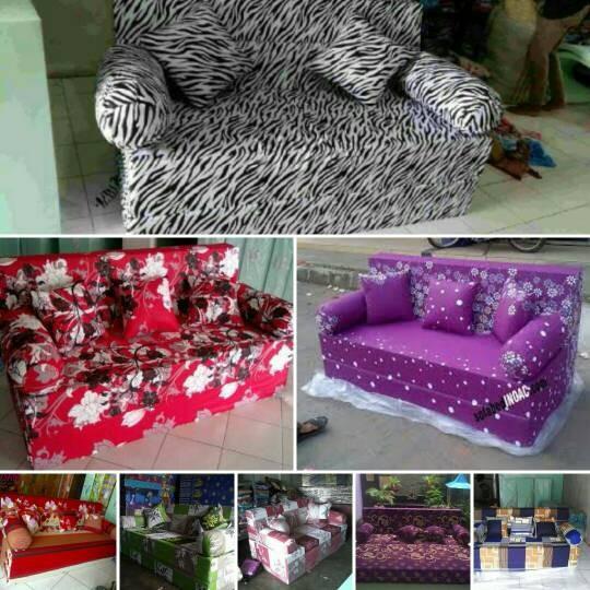 Jual Sofa Bed Inoac Ukuran 200 Cm X 160 Cm X 15 Cm No 2 A Kota Bekasi Elips Foam Tokopedia