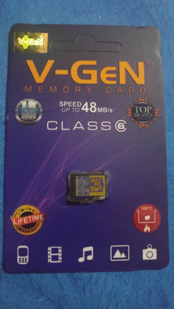 Jual Microsd Memory Card Kartu Memori V Gen 32 Gb Class 6 Lexar Professional Microsdhc 1000x