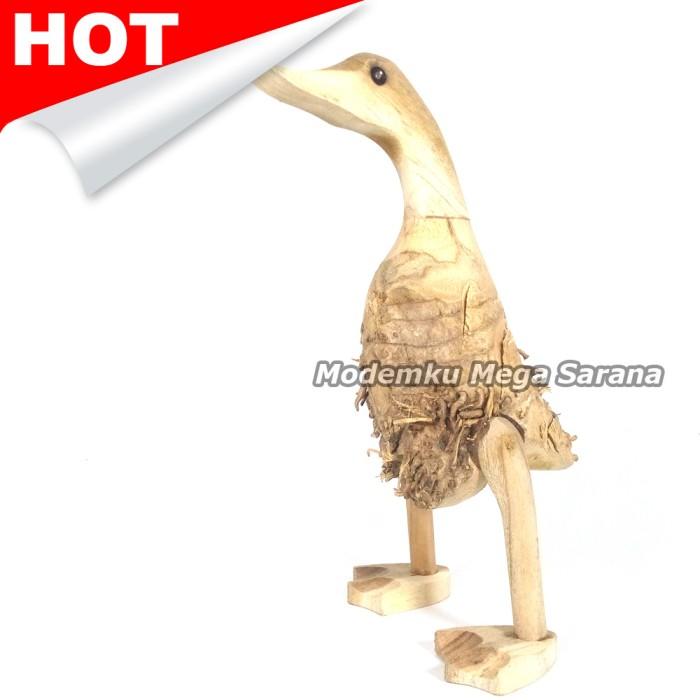 harga Patung kerajinan bebek akar bambu - berbulu 25x9x9 cm Tokopedia.com