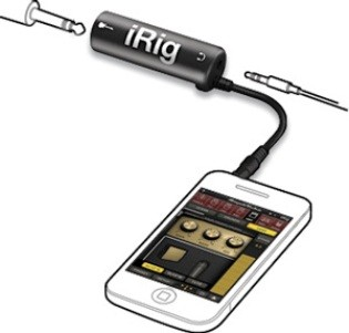 harga Amplitube guitar interface adapter iphone ipod touch ipad ios fender Tokopedia.com