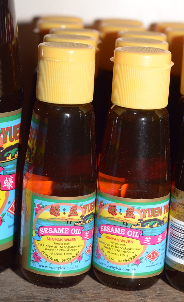 Jual Kecap Yuen Yick Sesame Oil Minyak Wijen The Kimchi Tokopedia Tambahan Packing Bubble
