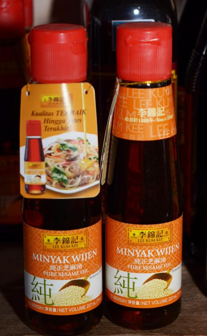 Jual Lee Kum Kee Minyak Wijen Pure Sesame Oil The Kimchi Tokopedia Tambahan Packing Bubble