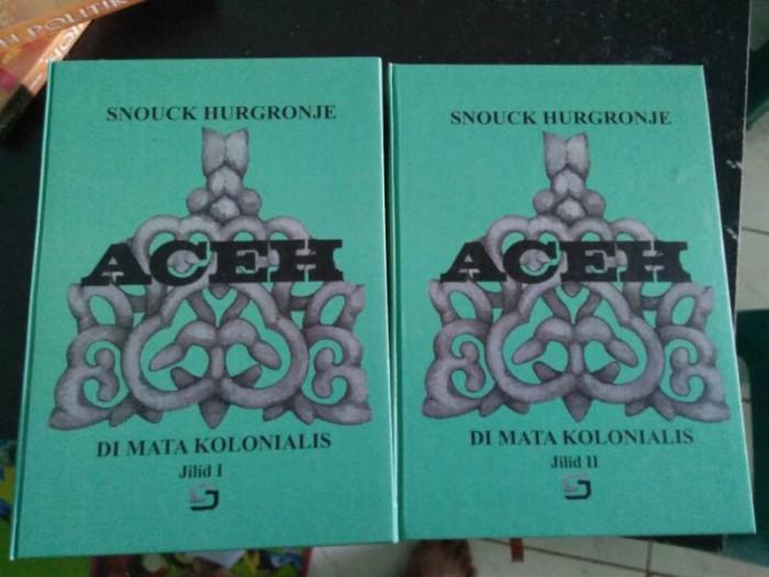 harga Aceh di mata kolonialis jilid 1&2 Tokopedia.com