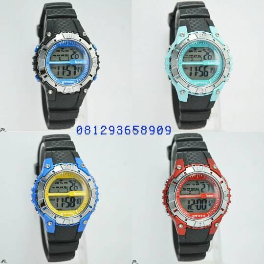 harga Jam tangan i gear i43 digital rubber original Tokopedia.com