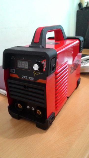harga Trafo las / welding inverter mma - 120a redbo Tokopedia.com