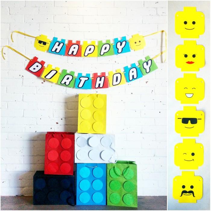 Jual Goodie bag / Paper bag Lego - PAPEL | Tokopedia