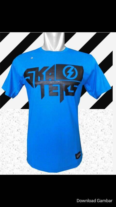 harga kaos/baju/t-shirt skaters/ baju distro Tokopedia.com