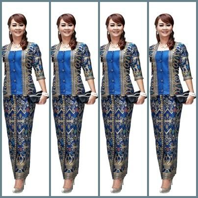 harga Batik setelan panjang narita prodo 3 warna Tokopedia.com