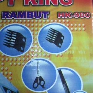 Jual Mesin Alat Cukur Potong Rambut Happy King Hair Barber Clipper ... cf42fd3011