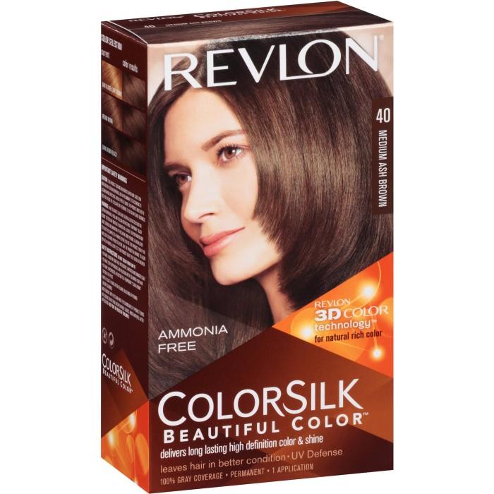 Cat Rambut Revlon ColorSilk Beautiful Color