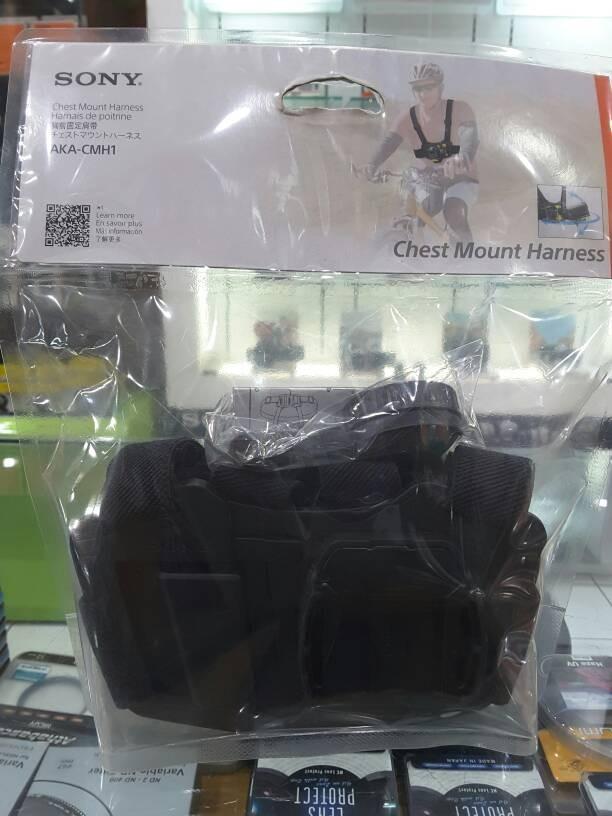 harga Sony chast mount harness aka-cmh1 for sony action came Tokopedia.com
