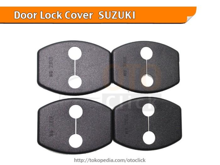 harga Car door lock cover mobil suzuki grand vitara Tokopedia.com