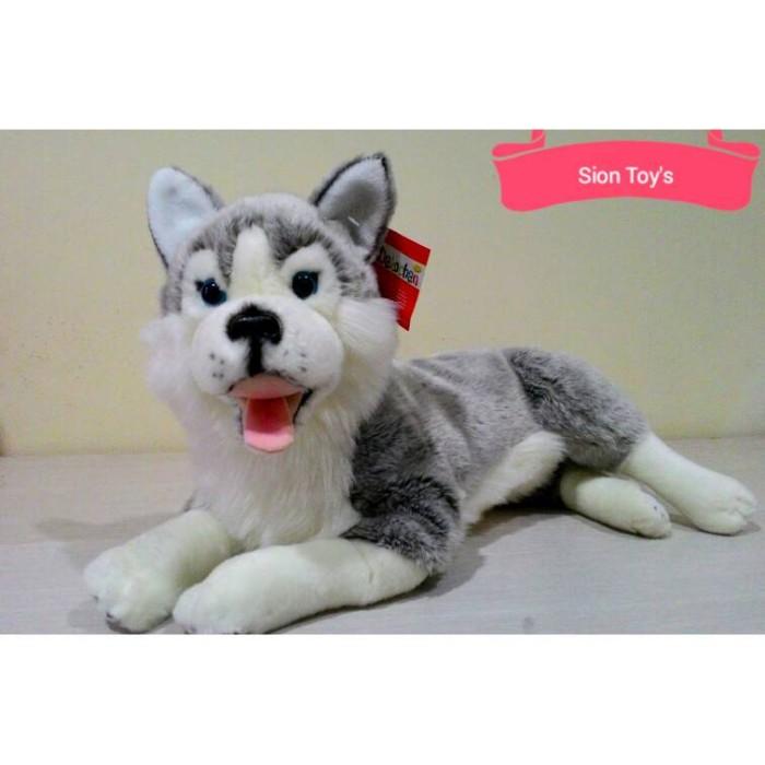 harga Boneka anjing siberian husky Tokopedia.com