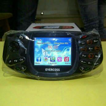 harga Evercoss g7t baru mirip n gage Tokopedia.com