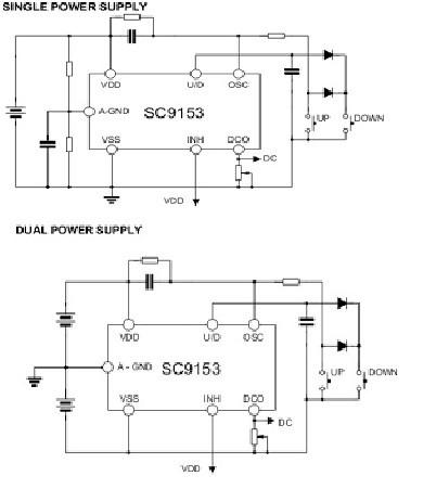 Jual IC Stereo digital Volume Control SC9153 - Kota Tangerang - mbish  elektronik   Tokopedia