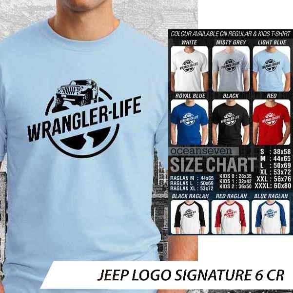 Katalog Tshirt Kaos Jeep Hargano.com