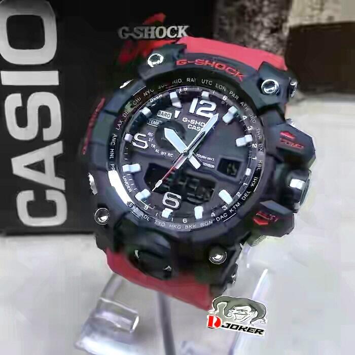 Jual Jam Tangan Pria G-Shock GWG1000 Dual Time Sporty Murah Terbaru ... 5aff88f752