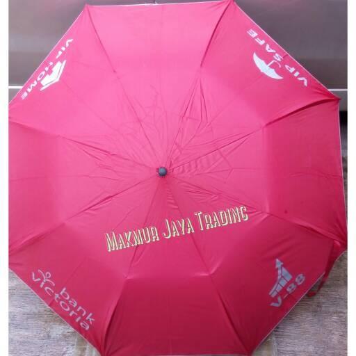 Jual payung lipat hello kitty pink motif ukuran besar hkkshop Source Payung Lipat .