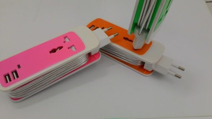harga Charger + extender kabel (cas 3in1) Tokopedia.com
