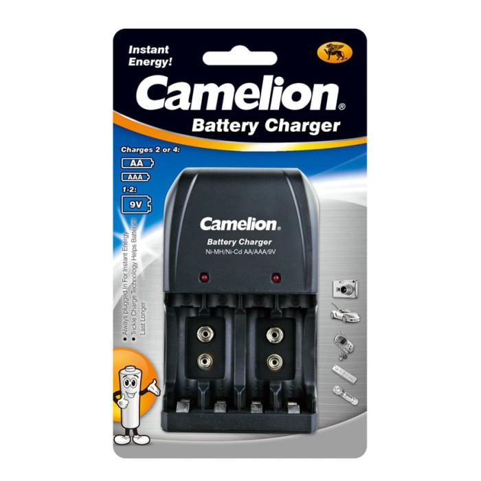 harga Camelion universal battery charger bc-0904s - hitam Tokopedia.com