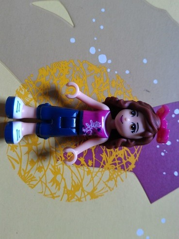 Jual Lego Friends Mini Figure Mia Koleksihobi Tokopedia