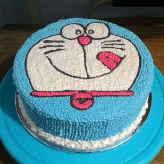 Jual Kue Ulang Tahun Doraemon Jakarta Barat Yudha Cake N Cookies Tokopedia
