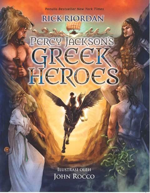 harga Percy jacksons greek heroes Tokopedia.com