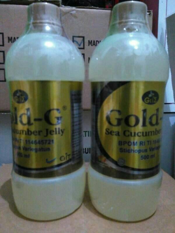 Harga G Sea Jelly Gamat Travelbon.com