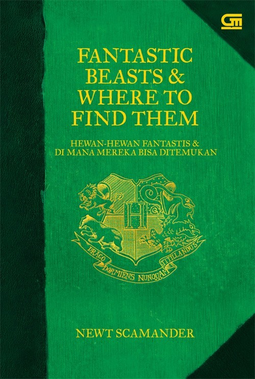 harga Harry Potter : Fantastic Beast & Where To Find Them (cover Baru) Tokopedia.com