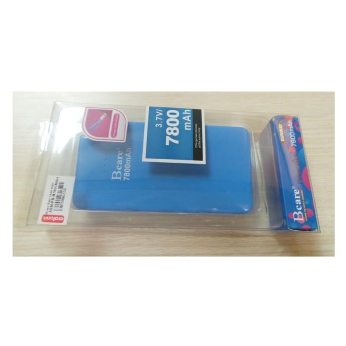 ... harga Bcare runway powerbank 7800 mah - original - blue Tokopedia.com