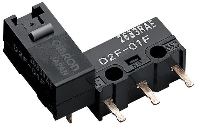 harga Mouse part omron d2f-01f micro switch Tokopedia.com