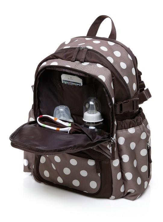 harga Diaper bag / tas popok colorland bp243