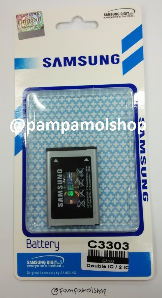 harga Batre / baterai / battery / batrai handphone samsung champ c3303 ori Tokopedia.com