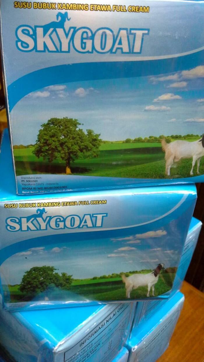 Jual Produk Dan Promo Skygoat Susu Kambing Etawa Full Cream Terbaik Bubuk