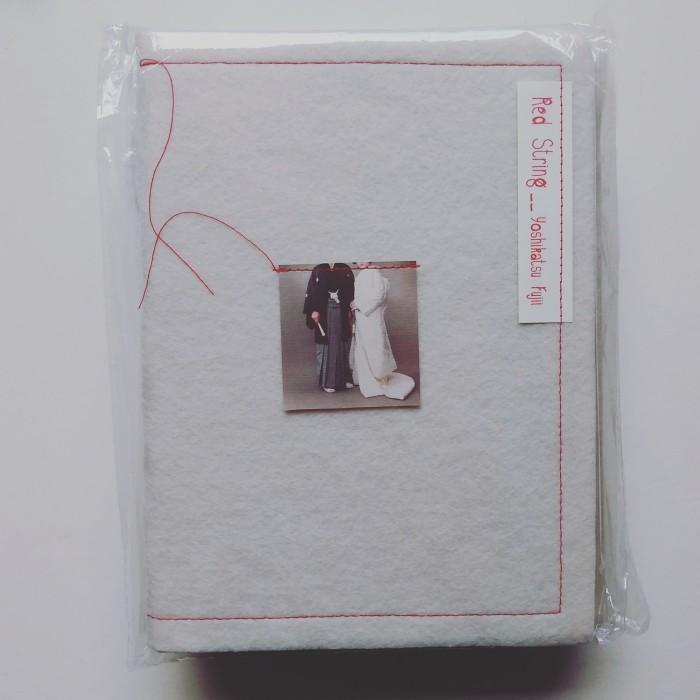 Foto Produk Yoshikatsu Fujii - Red String, Buku Foto photobook dari Unobtainium