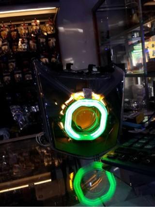 harga Headlamp projector honda beat fi Tokopedia.com