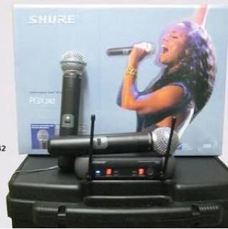 harga Murah !!! mic microphone wireless shure pgx 242 new Tokopedia.com