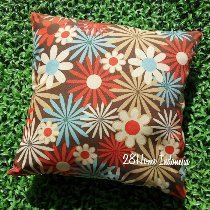 jual sarung bantal sofa bunga aster jakarta pusat home